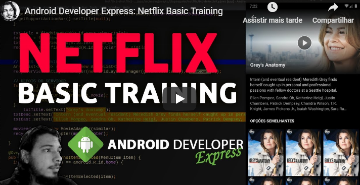 Curso Android Developer Express