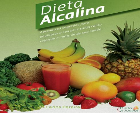 dieta alcalina livro