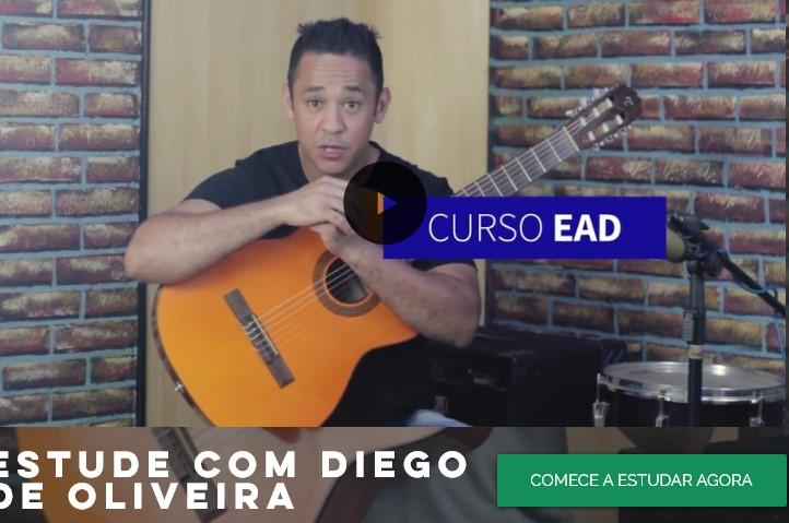 Eu Amo Violão Com Diego de Oliveira
