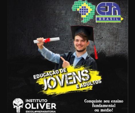 Supletivo Online Educação de Jovens Adultos